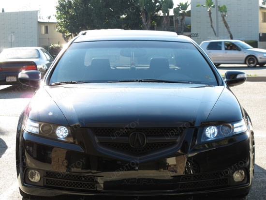 Acura - TL - LED - DRL - 2